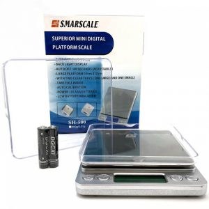SMARSCALE Superior Platform Digital Scales 0.01g_500g