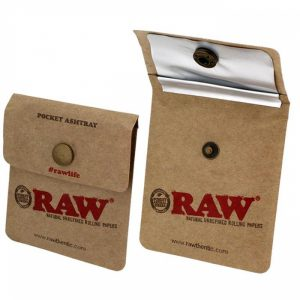 Raw Pocket Ashtray
