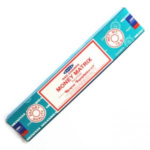 Satya Nag Champa Money Matrix Incense 15g
