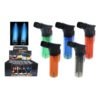 Twin Flame Blow Torch Lighter x2