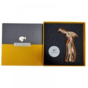 Cohiba 4 Tourch Jet Flames With Gift Box