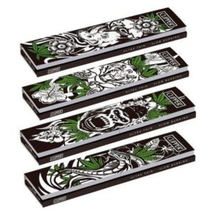 CLIPPER 4:20 JUNGLE WEED ROLLING PAPER