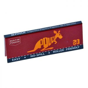 Pouch Rolling Papers 1 1/4