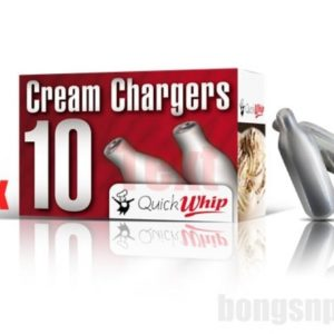 36 x Quick Whip Cream Chargers 10x8g