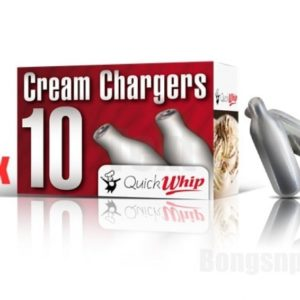 10 x Quick Whip Cream Chargers 10x8g