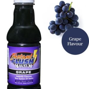 Magnum Instant Flush Grape Detox Drink 473ml