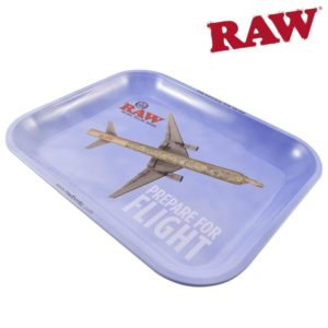 Raw Flight Large Rolling Tray