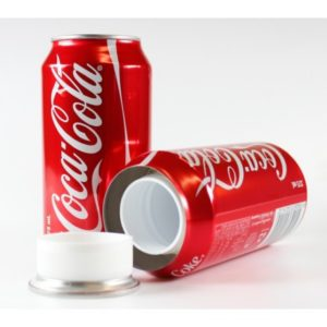Diversion Safe Coca Cola Stash Can Hidden Secret Storage 375ml