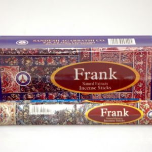 Sandesh Frankincense Hex Incense 20g